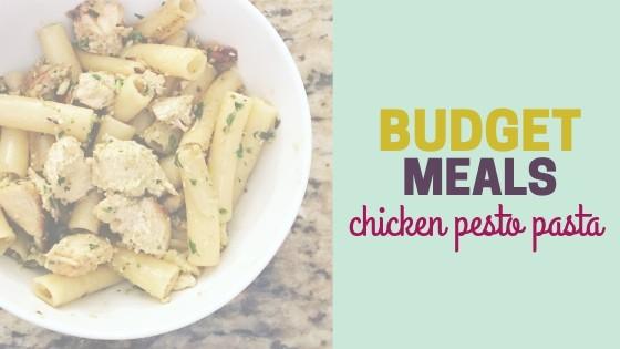 Easy, Healthy, & Delicious Chicken Pesto Pasta Recipe