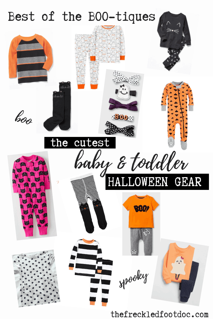Halloween Outfits for Babies and Toddlers
