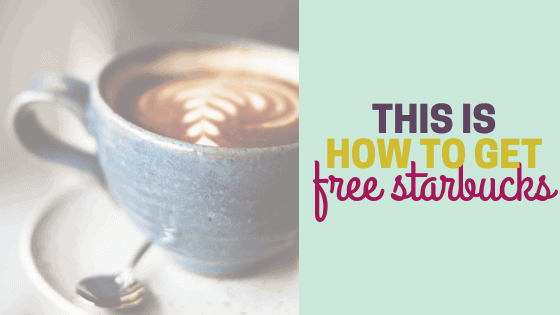 How to Get Free Starbucks $5 Gift Cards