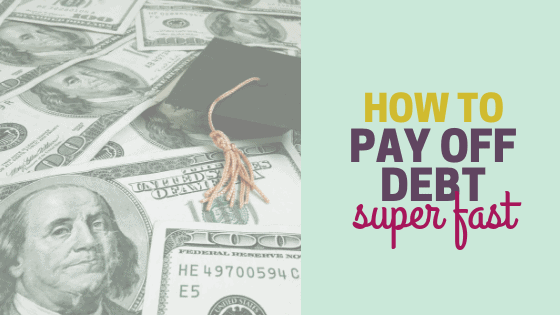How to Pay Off Debt Fast (6 Easy Tips to Get Started!)