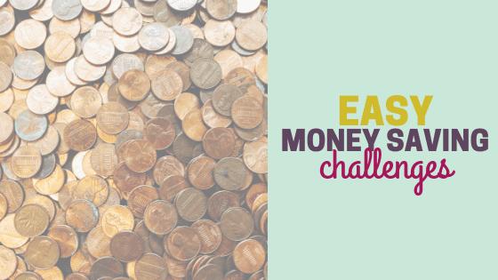 9 Easy Money Saving Challenge Ideas
