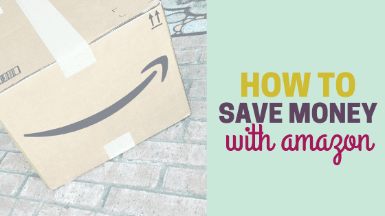 How Our Family Saves Money with Amazon