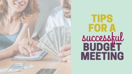 Budgeting for Married Couples: How to Have a Budget Meeting with Your Spouse