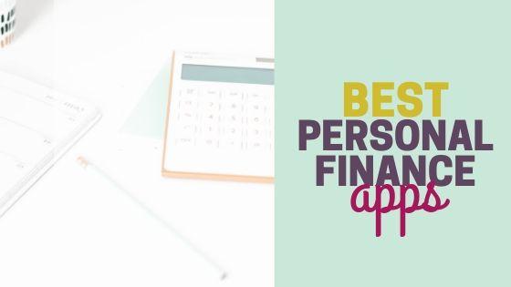 Best Personal Finance Apps 2019