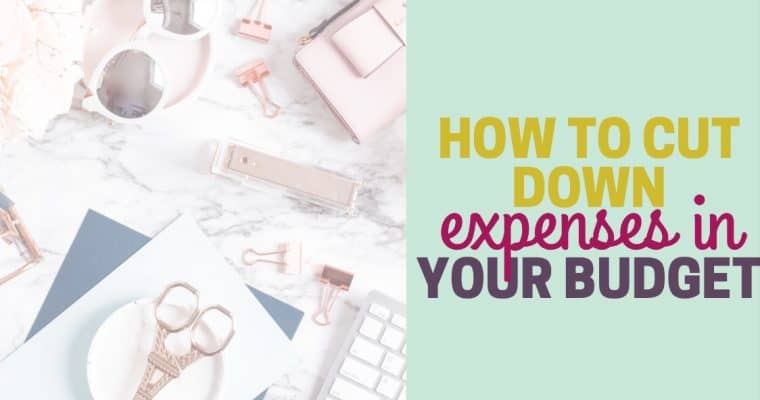 How to Cut Down Expenses on the Family Budget