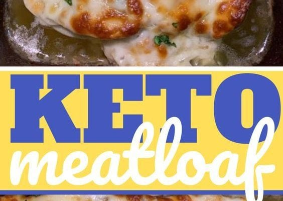 Keto Low Carb Meatloaf