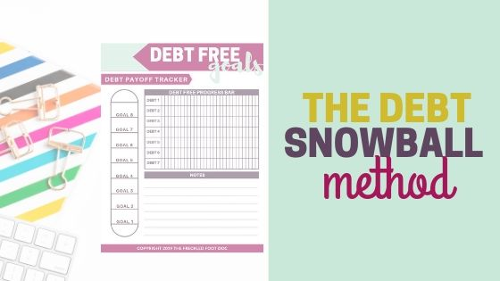 How to Use the Debt Snowball Method to pay off Large Debt