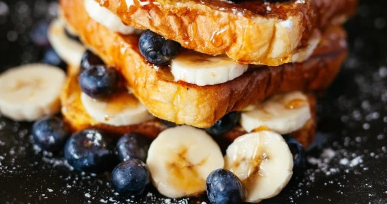 Weight Watchers French Toast (7 SmartPoints)