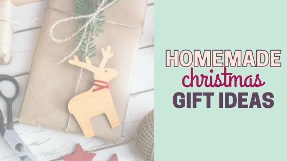 26 Homemade Christmas Gift Ideas your Friends and Family will Love