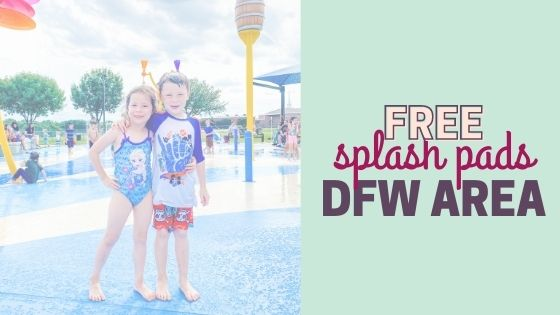 Free Splash Pads, Spraygrounds, and Water Play Areas in North Fort Worth {DFW Free Activity}