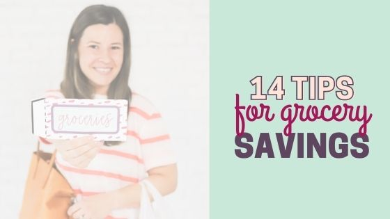 14 Ways to Save Money on Groceries