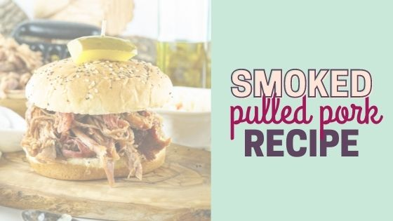 Traeger Smoked Pulled Pork Recipe
