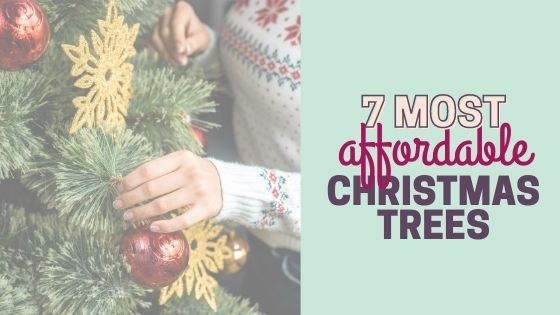 Where to buy an inexpensive Pre-Lit Artificial Christmas tree