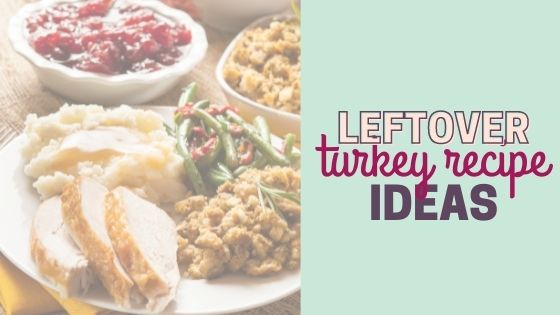 What to do with Leftover Turkey | 20 Easy & Delicious Recipes