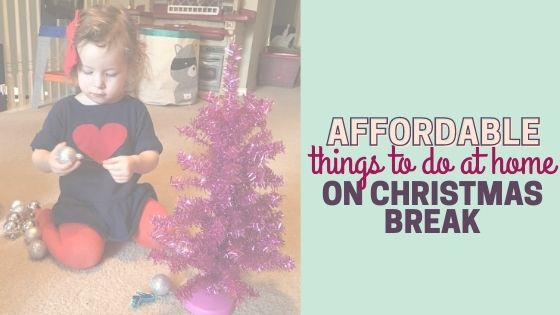 21 Affordable Things to do During School Holidays at Home