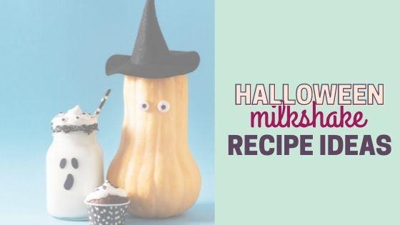 15 Easy Halloween Milkshake Recipes for Spooky Season